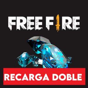 Cómo completar una doble recarga de diamante en Free Fire
